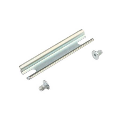 Hutschiene ungelocht Stahlblech 60 mm Weidmüller TS15 60 KLIPPON K1 CSS 1 St.