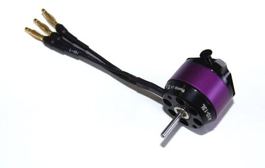 Flugmodell Brushless Elektromotor A10-13L Hacker kV (U/min pro Volt): 1200 Windungen (Turns): 13