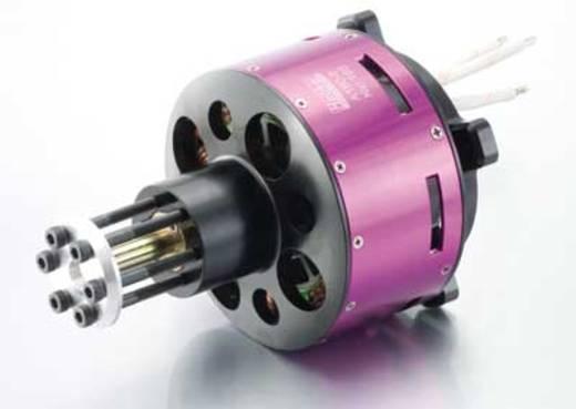 Flugmodell Brushless Elektromotor A100-8 Hacker kV (U/min pro Volt): 196