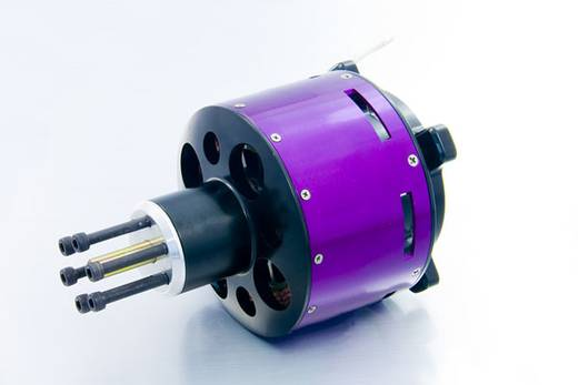 Flugmodell Brushless Elektromotor A200-8 Hacker kV (U/min pro Volt): 110 Windungen (Turns): 8