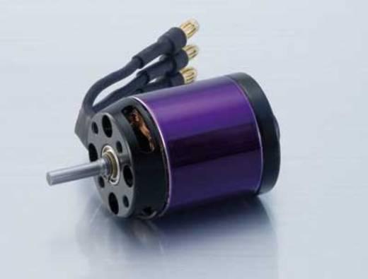 Flugmodell Brushless Elektromotor A20-6 XL-8-Pole EVO Hacker kV (U/min pro Volt): 3500 Windungen (Turns): 6