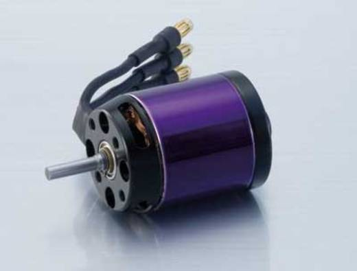 Flugmodell Brushless Elektromotor Hacker A20-6 XL 8 pôles EVO kV (U/min pro Volt): 3500 Windungen (Turns): 6