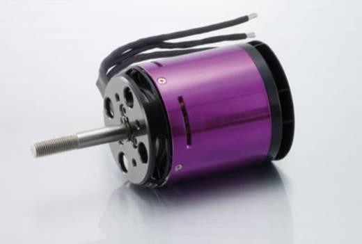 Flugmodell Brushless Elektromotor A60-18 M Hacker kV (U/min pro Volt): 190 Windungen (Turns): 18