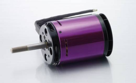 Flugmodell Brushless Elektromotor Hacker A60-16 L kV (U/min pro Volt): 168 Windungen (Turns): 16