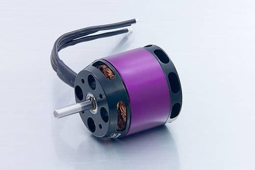 Flugmodell Brushless Elektromotor Hacker A40-16S V2 8 pôles kV (U/min pro Volt): 1000 Windungen (Turns): 16