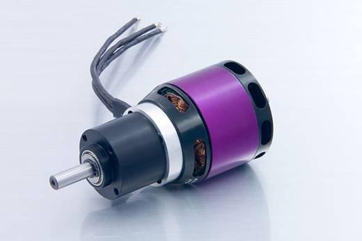Flugmodell Brushless Elektromotor Hacker A40-10S V2 8 pôles EVO + 6,7:1 kV (U/min pro Volt): 1600 Windungen (Turns): 10