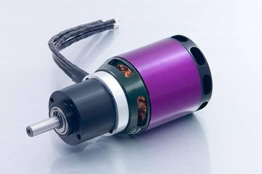Flugmodell Brushless Elektromotor A40-8L V2 8-Pole + 6,7:1 PG Hacker kV (U/min pro Volt): 1300 Windungen (Turns): 8