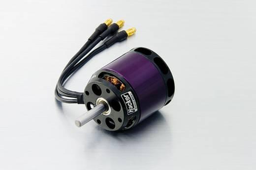 Flugmodell Brushless Elektromotor Hacker A30-12 L V2 6 pôles kV (U/min pro Volt): 2800 Windungen (Turns): 12