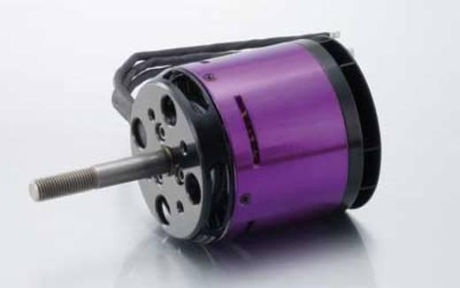Flugmodell Brushless Elektromotor A60-22S V2 28 Pole Hacker kV (U/min pro Volt): 217 Windungen (Turns): 22