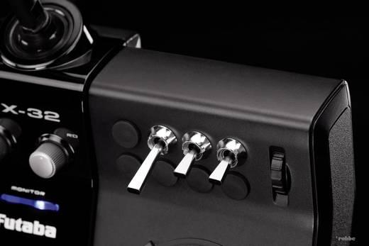 Futaba FX-32-R7008 Pult-Fernsteuerung 2,4 GHz Anzahl Kanäle: 18 inkl. Empfänger