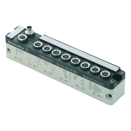 Sensor-/Aktorbox Feldbus SAI-AU M8 SB 8DI Weidmüller Inhalt: 1 St.