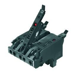 Bezpečnostný konektor Weidmüller PTSI 4/LD 400V AC na kábel s rozmerom 0.5-4 mm², pólů 5, 1 ks, čierna