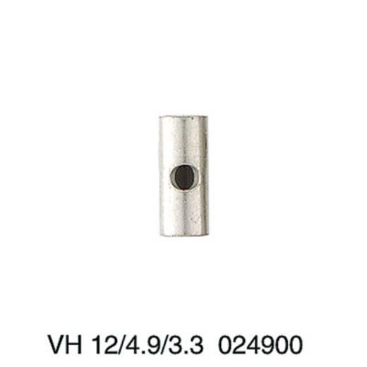 Verbindungshülse VH 12/4.9/3.3 SAK6N 0249000000 Weidmüller 100 St.