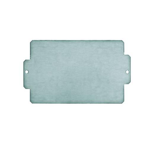 Montageplatte (L x B) 150 mm x 150 mm Stahlblech Weidmüller MOPL K5 staal 1 St.