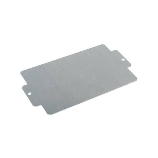 Montageplatte (L x B) 245 mm x 245 mm Stahlblech Weidmüller MOPL K61 staal 1 St.
