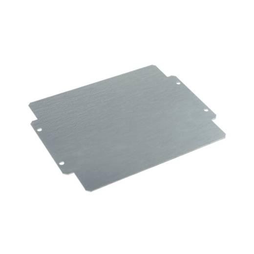 Montageplatte (L x B) 264 mm x 260 mm Stahlblech Weidmüller MOPL K71 staal 1 St.