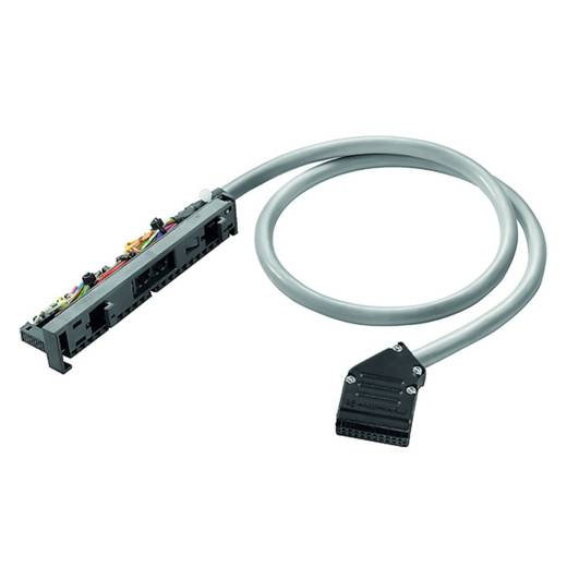 Konfektioniertes Datenkabel PAC-S300-HE20-V3-1M Weidmüller Inhalt: 1 St.