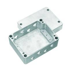 Inštalačná krabička Weidmüller KLIPPON K5 4M20AB CSS 8000004158, (d x š x v) 100 x 150 x 190 mm, hliník, 1 ks