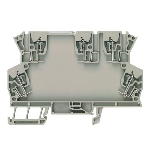 Weidmüller Elektronikgehäuse (B x H) 6 mm x 63.5 mm Grau