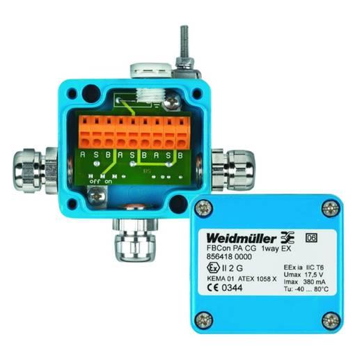 Standardverteiler für Den Ex-Bereich Eex(Ia) FBCON PA CG 1WAY EX Weidmüller Inhalt: 1 St.