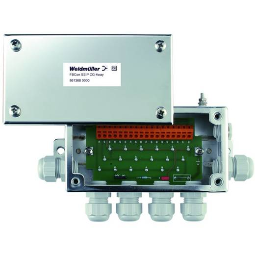 Standardverteiler FBCON SS PCG 4WAY Weidmüller Inhalt: 1 St.