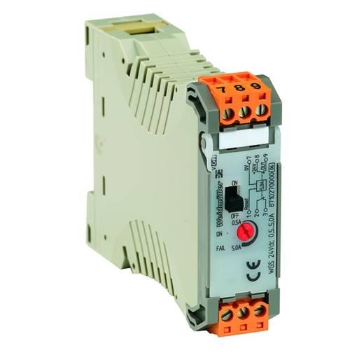Überlastrelais 1 St. Weidmüller WGS 24VDC 0.5...5A Strom