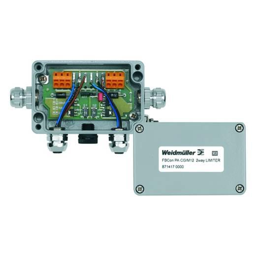 Standardverteiler mit Strombegrenzung FBCON PA CG/M12 2WAY LIMITER Weidmüller Inhalt: 1 St.