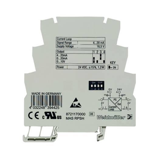 Speisetrenner MAS RPSH Hersteller-Nummer 8721170000 Weidmüller Inhalt: 1 St.