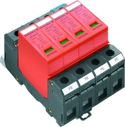 Weidmüller VPU I 1+1 280V/12,5kA 1352250000 Überspannungsschutz-Ableiter Überspannungsschutz für: Verteilerschrank 20 k