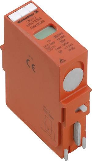 Überspannungsschutz-Ableiter steckbar Überspannungsschutz für: Verteilerschrank Weidmüller VPU I 0 280V/12,5kA 13521200
