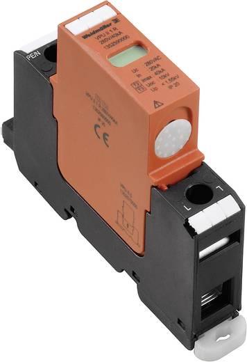 Überspannungsschutz-Ableiter Überspannungsschutz für: Verteilerschrank Weidmüller VPU II 1 R 280V/40kA 1352590000 20 kA
