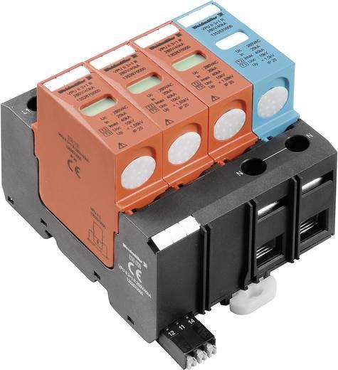 Weidmüller VPU II 3+1 R 280V/40kA 1352670000 Überspannungsschutz-Ableiter Überspannungsschutz für: Verteilerschrank 20