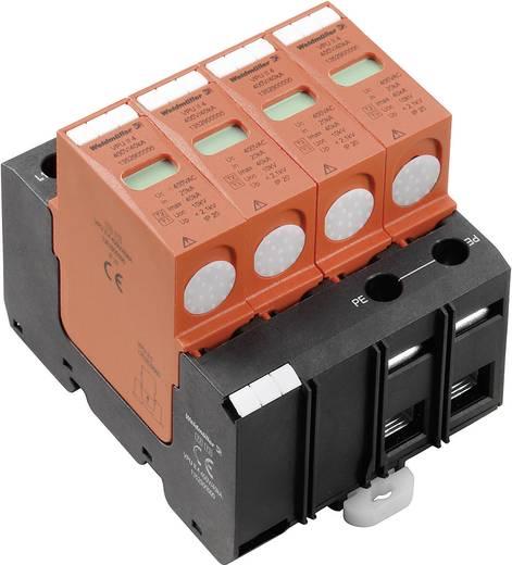 Weidmüller PU II 4 385V/40KA 1352900000 Überspannungsschutz-Ableiter Überspannungsschutz für: Verteilerschrank 20 kA