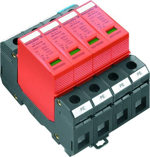 Überspannungsschutz-Ableiter Überspannungsschutz für: Verteilerschrank Weidmüller VPU II 2 400V/40kA 1352850000 20 kA