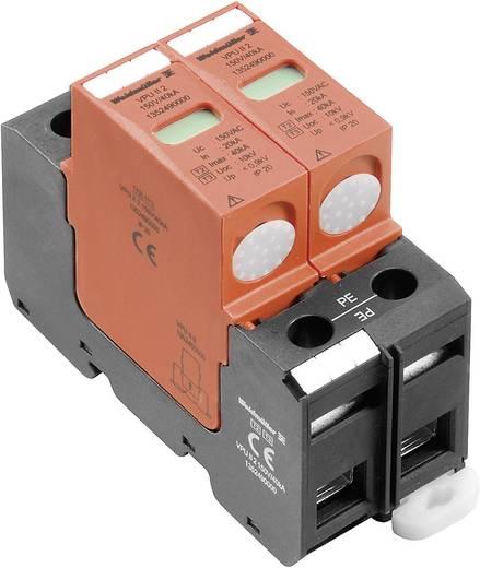 Überspannungsschutz-Ableiter Überspannungsschutz für: Verteilerschrank Weidmüller VPU II 2 150V/40kA 1352490000 20 kA