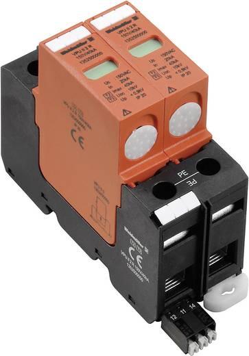Überspannungsschutz-Ableiter Überspannungsschutz für: Verteilerschrank Weidmüller VPU II 2R 150 V/40kA 1352500000 20 kA