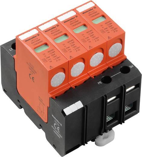 Überspannungsschutz-Ableiter Überspannungsschutz für: Verteilerschrank Weidmüller VPU II 4 600V/40kA 1353020000 12.5 kA
