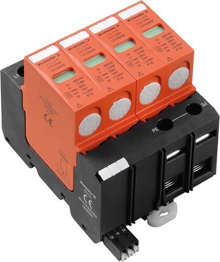 Überspannungsschutz-Ableiter Überspannungsschutz für: Verteilerschrank Weidmüller VPU II 4 R 600V/40kA 1351020000 12.5