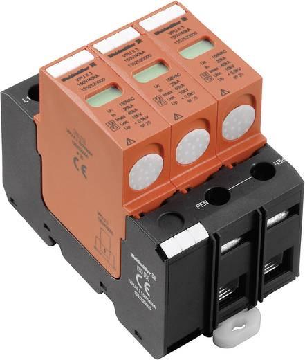 Überspannungsschutz-Ableiter Überspannungsschutz für: Verteilerschrank Weidmüller VPU II 3 600V/40kA 1352990000 12.5 kA