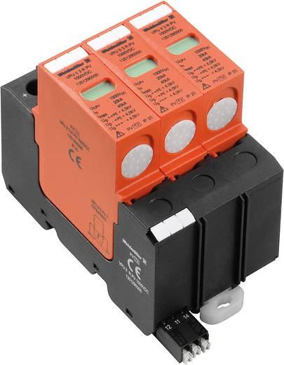 Überspannungsschutz-Ableiter Überspannungsschutz für: Verteilerschrank Weidmüller VPU II 3 R PV 1000V DC 1351290000 20