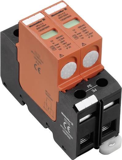 Überspannungsschutz-Ableiter Überspannungsschutz für: Verteilerschrank Weidmüller VPU II 2 600V/40kA 1352970000 12.5 kA