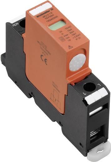 Überspannungsschutz-Ableiter Überspannungsschutz für: Verteilerschrank Weidmüller VPU II 1 R 75V/40kA 1352420000 15 kA