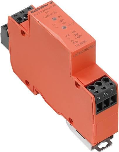 Überspannungsschutz-Ableiter Überspannungsschutz für: Verteilerschrank Weidmüller VPU III R 24V/4kV 1351580000 2 kA