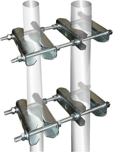 Masthalterung A.S. SAT 46200 Passend für Mast-Ø (max.): 60 mm
