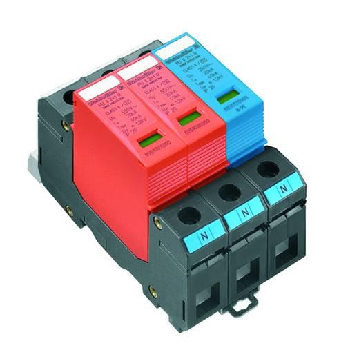 Weidmüller VPU II 3 PV 1200VDC 1351420000 Verteilerschrank-Überspannungsschutz Überspannungsschutz für: Photovoltaik-An