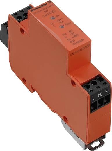 Überspannungsschutz-Ableiter Überspannungsschutz für: Verteilerschrank Weidmüller VPU III R 12V/4kV 1351550000 2 kA