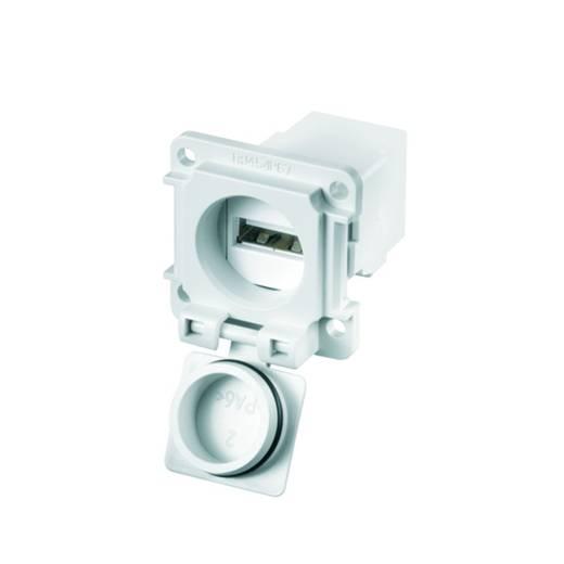 Einbauflansch Weidmüller IE-XM-USB/USB-IP67
