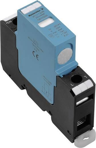 Überspannungsschutz-Ableiter Überspannungsschutz für: Verteilerschrank Weidmüller VPU II 1 N-PE 440V/40kA 1351170000 20 kA