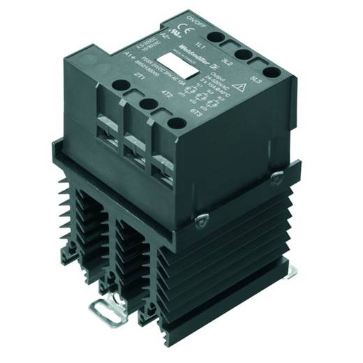 Halbleiterrelais 1 St. Weidmüller PSSR 24VDC/3PH AC 20A