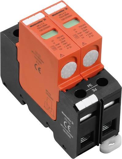 Überspannungsschutz-Ableiter Überspannungsschutz für: Verteilerschrank Weidmüller VPU II 2 750V / 40kA 1351070000 12.5